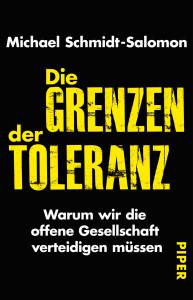 Cover GBM 2016 MSS Grenzen Toleranz
